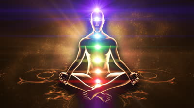 stock-footage-meditating-enlightenment-chakra-symbols